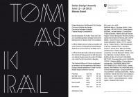 SWISS FEDERAL DESIGN AWARD 2013