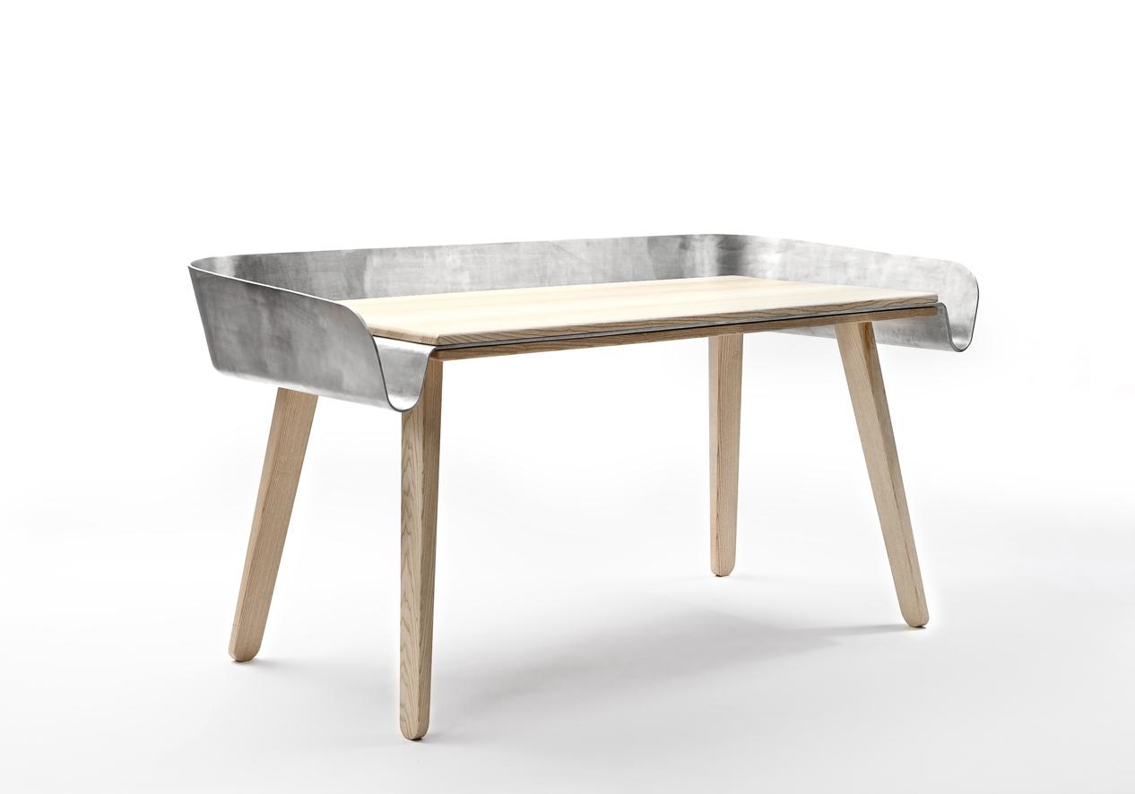 Desk and cascade chair - Homework Tomas Kral